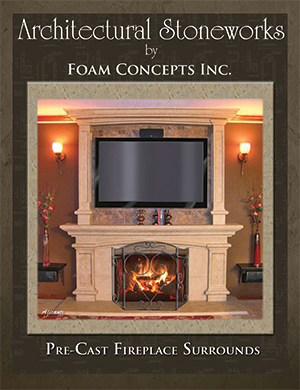 Fireplace surrounds catalog