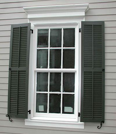 Architectural Shutters Amp Window Treatments Foam Concepts