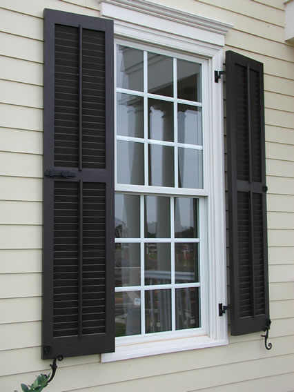 Architectural Shutters Amp Window Treatments Foam Concepts