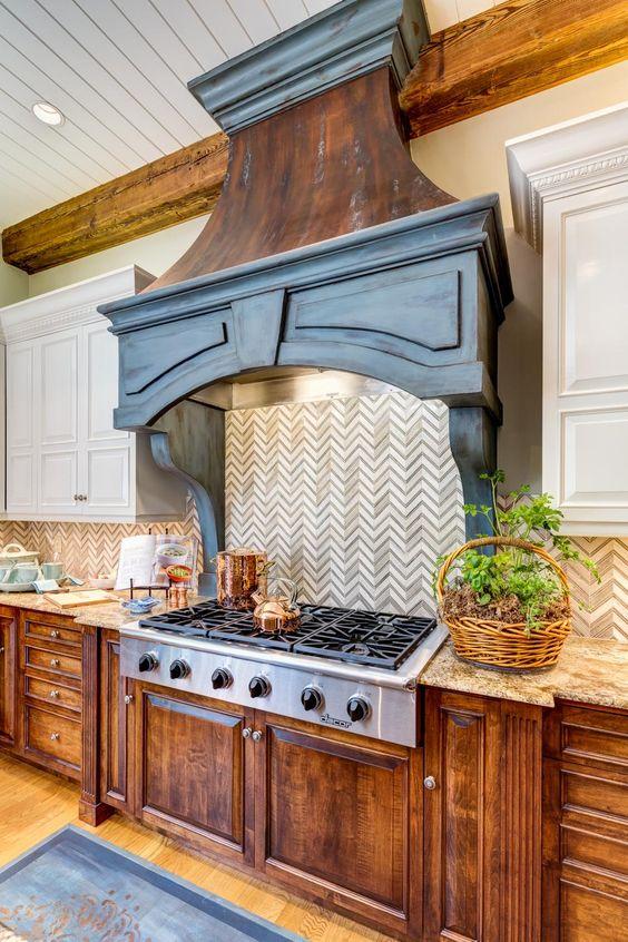 Custom Decorative Kitchen Hoods | Foam Concepts, Inc.