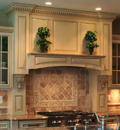 Custom Decorative Kitchen Hoods Foam Concepts Inc